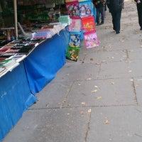 Photo taken at Аллея у ЦУМа by Abdullakhanova N. on 11/9/2013