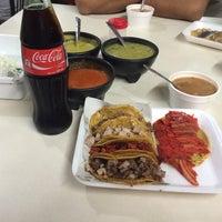 Photo taken at Tacos El Samuray by Karla O. on 2/18/2014