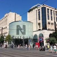 Photo taken at C.C Nice Étoile by Abdulsamet S. on 9/3/2013