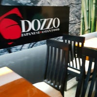 Photo taken at DozzoSushi Bar by Cornelio G. on 3/27/2016
