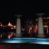 10/24/2013 tarihinde Denis K.ziyaretçi tarafından Anantara The Palm Dubai Resort'de çekilen fotoğraf