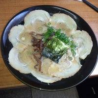 Photo taken at 豚骨一丁 有明店 by Noriyasu S. on 5/16/2014