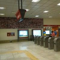 Foto tomada en Estación Juan Manuel de Rosas - Villa Urquiza [Línea B] por Mono B. el 8/15/2013