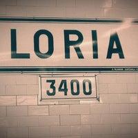 Photo taken at Estación Loria [Línea A] by Mono B. on 10/15/2013