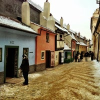 Photo taken at The Golden Lane by Mikhail S. on 12/13/2012