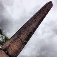 5/25/2013 tarihinde Milo S.ziyaretçi tarafından The Obelisk (Cleopatra's Needle)'de çekilen fotoğraf