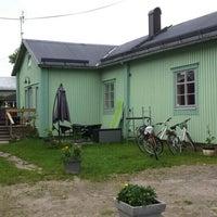 Photo taken at Grönkulla by Katarina W. on 7/13/2013