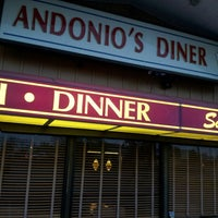Photo taken at Andonio's Diner by Gary G. on 5/10/2014