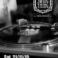 Photo taken at Swing Thing by Γιάννης Χ. on 11/21/2015