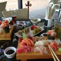 Foto tomada en Wazaaabi Sushi House por Julia Malka M. el 6/10/2013