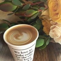 Photo taken at Market Lane Coffee by Charisma M. on 6/15/2013