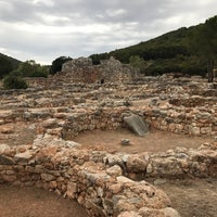 Photo taken at Nuraghe Palmavera by Alessio N. on 8/31/2017