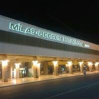 5/21/2013 tarihinde Sercan S.ziyaretçi tarafından Milas Bodrum Havalimanı (BJV)'de çekilen fotoğraf