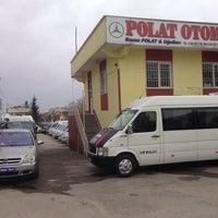 Photo taken at POLAT OTOMOTİV by Serdar P. on 12/16/2013