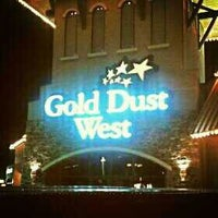 Photo taken at The Grille @ Gold Dust West by Mark B. on 5/5/2013