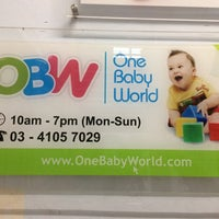 Photo taken at One Baby World by Andi S. on 7/29/2017