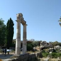 Photo taken at Ancient Agora by Jan V. on 7/22/2018