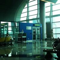 Photo taken at Gate C1 by Жанна К. on 5/16/2013