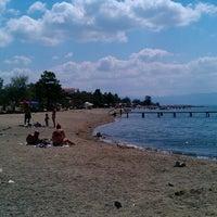 7/18/2013 tarihinde Öyküm T.ziyaretçi tarafından Altınoluk Sahili'de çekilen fotoğraf