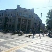 Photo taken at Pravni fakultet by Miloš S. on 5/21/2013