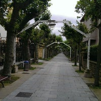 Photo taken at Ascensor De Ereaga by Roberto P. on 6/20/2013