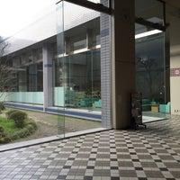 Photo taken at 燕三条地場産業振興センター メッセピア by Хомура С. on 4/9/2016