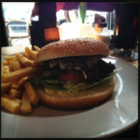 Photo taken at Café Borchers by Holger R. on 4/21/2013