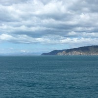 Photo taken at Cook Strait by Defne D. on 11/7/2017