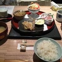 Photo taken at 酒菜 加ま久ら by Soomi K. on 2/3/2015