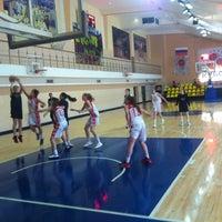 Photo taken at Школа УОР 4 им. Гомельского Баскетбол by Katrin 1. on 6/1/2013