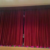 Photo taken at Δημοτικό Θέατρο Πεύκης by Roxani K. on 5/24/2015