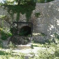 Photo taken at Tettyei Mésztufa-barlang by Orsolya P. on 7/3/2013