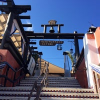 Photo taken at Restaurante El Faro by Andrei N. on 6/28/2014