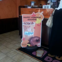 Photo taken at Dunkin' Donuts by Summer G. on 9/14/2013