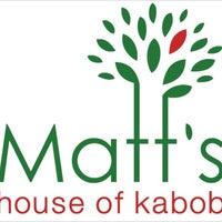 Photo taken at Matt's House of Kabob by Madeleine M. on 4/14/2013