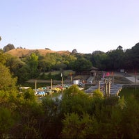 Photo taken at Lake Chabot Regional Park by omar A. on 7/1/2013