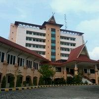 Photo taken at Politeknik Negeri Batam by Agung R. on 7/3/2013