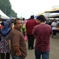 Photo taken at Bazaar Ramadhan Bandar Pusat Jengka by Kadam A. on 7/15/2013