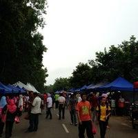 Photo taken at Bazaar Ramadhan Bandar Pusat Jengka by Kadam A. on 8/1/2013