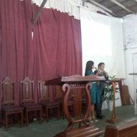 Photo taken at Igreja Adventista do Sétimo Dia - Jurunas 1 by Andreza O. on 1/25/2014