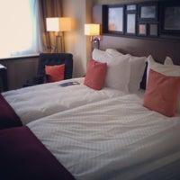Photo taken at Radisson Blu Latvija Conference & SPA Hotel by Olga S. on 5/1/2013