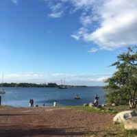 Photo taken at Sandvik Gästhamn by Maiju S. on 8/4/2016