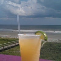Photo taken at Coconut Joe's Beach Grill by Auzheal C. on 9/19/2012