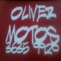 Photo taken at Oliver Motos by Fabricio F. on 7/19/2013