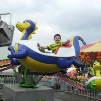 Photo taken at Fiesta Carnival by Abril A. on 4/27/2013