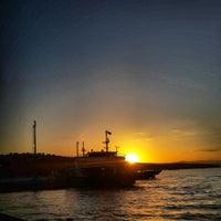 Photo taken at Topçular - Eskihisar Feribotu by Ercan G. on 5/28/2013