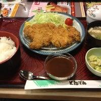 Photo taken at とんでん 南郷通店 by ブラウン on 6/24/2013