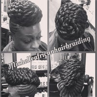Photo taken at Michelle African hair braiding by Michelle african H. on 10/23/2013