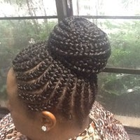 Photo taken at Michelle African hair braiding by Michelle african H. on 8/23/2013
