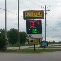 Photo taken at Pilot Travel Center by Teddy B. on 6/2/2013